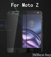 PELLICOLA VETRO TEMPERATO PROTEZIONE SCHERMO PER Motorola Moto G4 Plus E4 G5 C Z