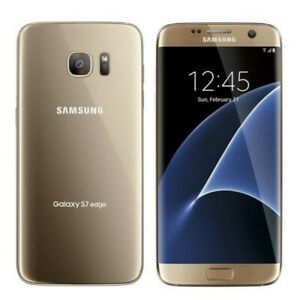 Samsung Galaxy S7 SM-G930U - 32GB - Gold Platinum (Unlocked)