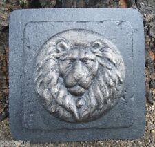 """lion travertine tile mold casting mould  6"""" x 6"""" x 1/3"""""""