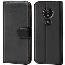 Handy Hülle Motorola Moto G6 Play Case Schutz Tasche Cover Wallet Flip Bookcase