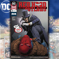 RED HOOD AND THE OUTLAWS #22 - DC COMICS
