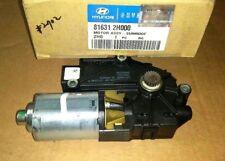[816312H000] OEM Sunroof Motor Assy. For Hyundai Elantra 07-09