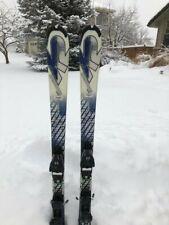K2 Comanche 146 cm – Men's or Women's Intermediate/ Beginner Skis with Bindings