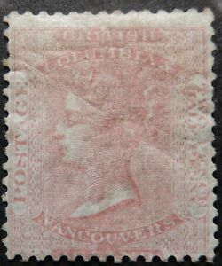 British Columbia Scott # 2, Mint No Gum