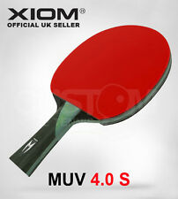 XIOM MUV 4.0 S POWER TABLE TENNIS BAT OFFICIAL UK