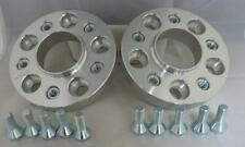 5x120 30mm Hubcentric Wheels Spacers 1 pair to fit BMW 3 Series E90 E91 E92 E93
