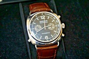 Panerai Radiomir Men's Black Watch - PAM00214