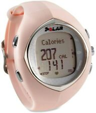 Ladies Fitness & Heart Rate Monitor Watch Data Diary & Transmitter Belt Polar F6