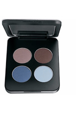 YOUNGBLOOD Pressed Mineral Eyeshadow Quad New In Box (GLAMOUR EYES)