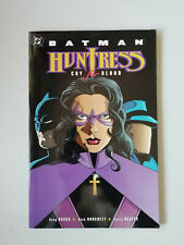 Batman & Huntress Cry for Blood By Greg Rucka TPB (DC 2000)