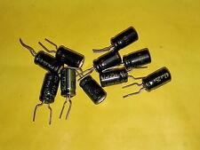 10 X PANASONIC PUREISM 47uF 25V AUDIO GRADE ELECTROLYTIC CAPACITOR