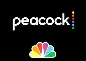 Code 3 Months Free Peacock Premium Streaming Service NBC Universal