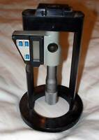 Mitutoyo 350-511 N Micrometer on Cannon Stand CY9-7084-000 Cannon Digital Focal