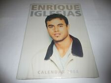More details for enrique iglesias - 2004 calendar (tv times) sealed