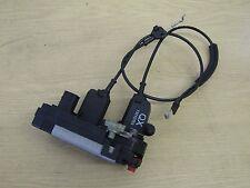 VAUXHALL VECTRA C O/S/R DRIVER SIDE REAR DOOR LOCK MECHANISM 13210763QX