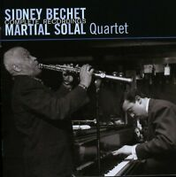 Sidney Bechet, Sidney Bechet & Martial Solal - Complete Recordings [New CD]