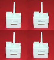 2188830 Refrigerator Relay & Overload for Whirlpool, Sears 4 Pack