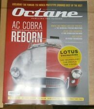 Octane magazine Apr 2021 early AC Cobra 289 reborn + BMW M1, Fiat 131 Abarth