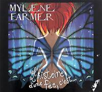 Mylène Farmer CD Single L'histoire D'une Fée, C'est... - France (G/M)
