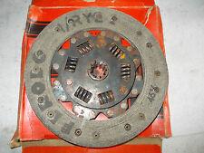 DISCO FRIZIONE FORD TAUNUS 17M 20M 1500 1700 64-72 P5 P7 LEGGERE CLUTCH DISC