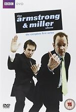 The Armstrong and Miller Show  Series 1 [DVD]