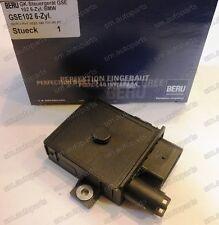 Beru Glow Plug Control Unit For BMW 3, 5, 6, 7, X3, X5, X6 GSE102 1221780120
