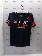 MLB DETROIT TIGERS WOMEN'S POLY RAYON T SHIRT, NEW