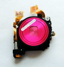 Original Lens Zoom Unit For CANON Powershot SD1400 IXUS130 IS with CCD Pink