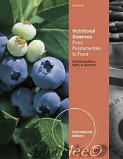NEW 3 Days US Nutritional Sciences From Fundamentals to Food 3E McGuire Beerman