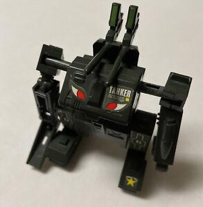 "1984 CONVERTORS ""Defender: Tanker"" - Robot Action Figure - MADE IN JAPAN"