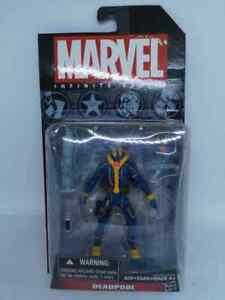Marvel Universe Infinite Series X-Men Deadpool