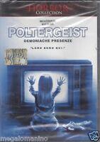 Dvd **POLTERGEIST ~ DEMONIACHE PRESENZE** di Steven Spielberg nuovo 1982