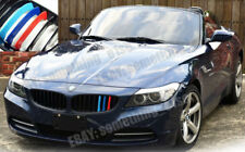 BMW E89 Z4,2009+,Grill M power/motorsport 3/tri-Colour Cover/Cap/Clip/strip/trim