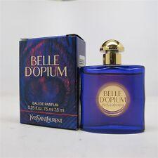 BELLE D'OPIUM by Yves Saint Laurent 7.5 ml/0.25 oz Eau de Parfum Splash Mini NIB