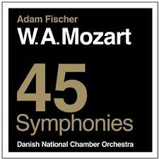 Adam Fischer - 45 Symphonies [New CD]