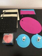 RETTANGOLARE Set di 4 Chiaro Riutilizzabile Calore Pad//Mano Warmers Sci//Handwarmer