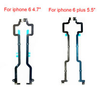 Home Button Long Main Flex Connector Cable Replacement Part for iPhone 6 6 Plus
