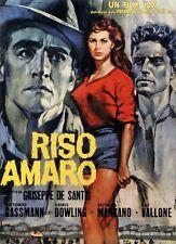 RISO AMARO  (1949) * with switchable English subtitles *