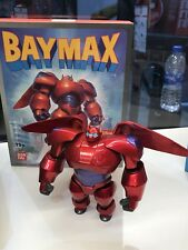 2018 SDCC Exclusive Die-Cast Armored Baymax Figure Big Hero 6 Bandai - Signed