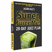 Super Juice Me!28 Day Book, Plan & DVD's: Jason Vale Weight loss, Recipes, Juice