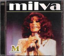 "MILVA - RARO CD FUORI CATALOGO "" MASTERPIECE """