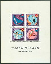 FRENCH POLYNESIA #C77a Souvenir sheet, og, NH, VF