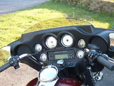 "3"" Smoke Windshield for 86-95 Harley Davidson / TOURING /  FLHX  / FLH Dresser"