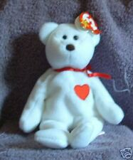 Ty Beanie Babies Valentino the bear Retired