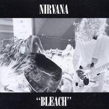 "NIRVANA ""BLEACH"" CD GRUNGE NEUWARE"