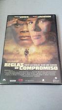 "DVD ""REGLAS DE COMPROMISO"" TOMMY LEE JONES SAMUEL L. JACKSON WILLIAM FRIEDKLIN"
