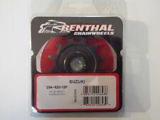 SUZUKI RM125 1980-2011 12T Renthal Front Sprocket 254 520 12