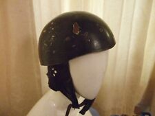 Vintage Motorcycle Helmet, The Patent Pulp Thetford, Centurion, Pudding Basin