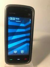 Nokia 5230 - Black & Silver (Unlocked) Smartphone Mobile