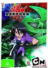 Bakugan - Good Versus Evil : Vol 3 (DVD, 2009) - Region 4